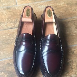 Johnston and Murphy Loafers.